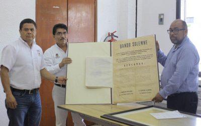 Aumenta su acervo histórico el Archivo General del Estado de Quintana Roo