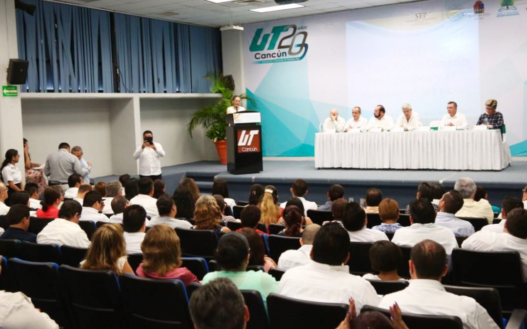 Inauguran foro la Educación Superior Tecnológica y el Turismo en México