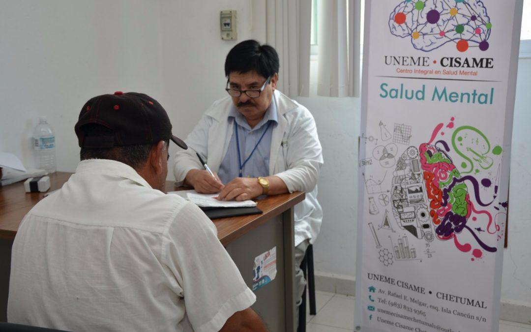 Uneme Cisame prestan atención gratuita para la prevención y atención del Alzheimer