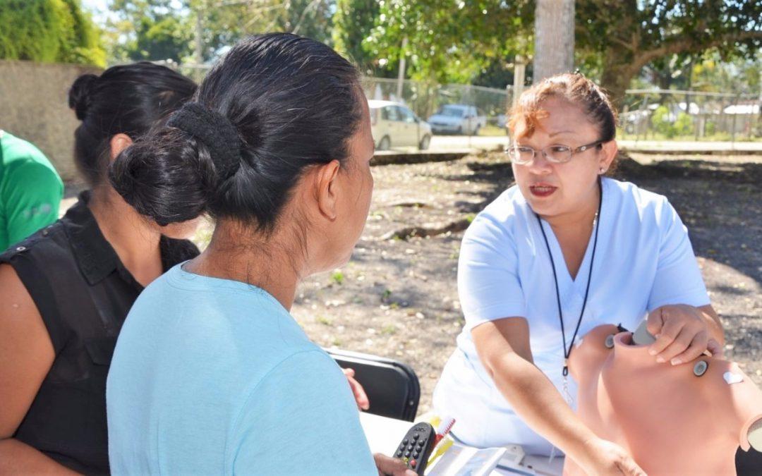 Durante el mes de septiembre, SESA ofrece estudios integrales gratuitos contra el cáncer de la mujer