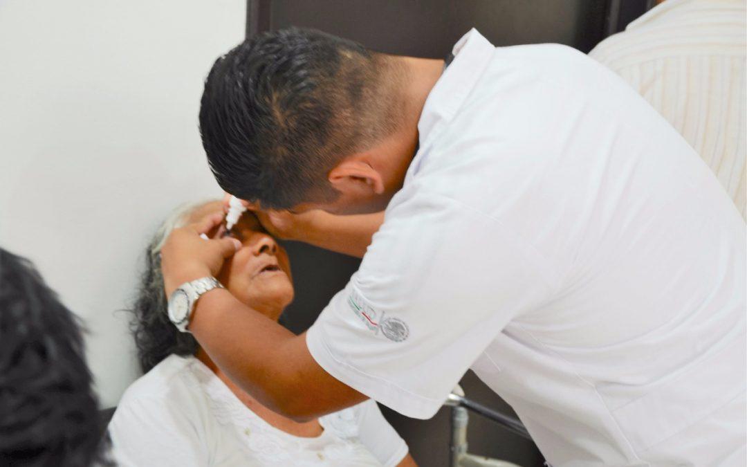 Recomienda SESA medidas de higiene para prevenir la conjuntivitis