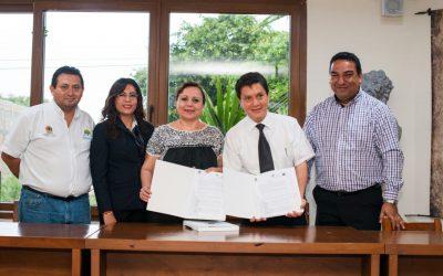 APIQROO signa convenio de colaboración con la Universidad Humanitas