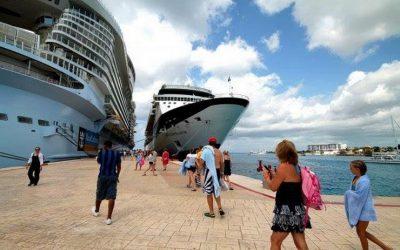 Se normaliza la llegada de cruceros a costas de Quintana Roo