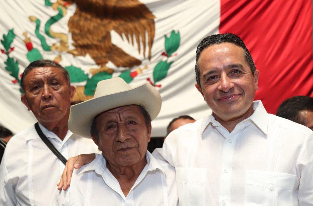 El cambio ya comenzó y es de todos los quintanarroenses: Carlos Joaquín