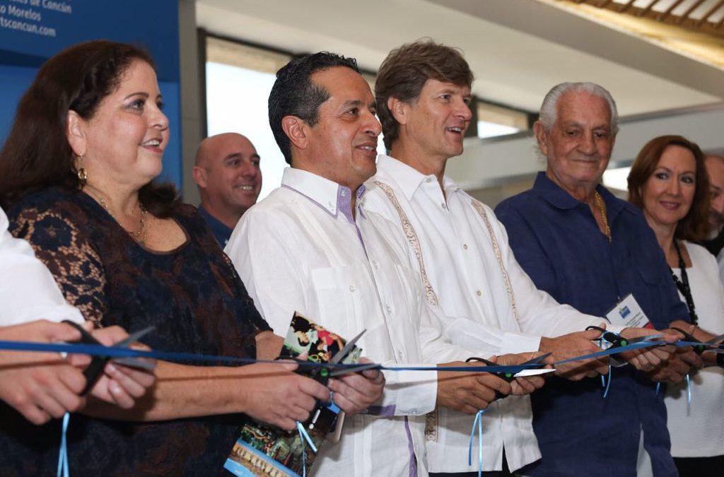 De la mano de la IP superaremos nuestras metas: Carlos Joaquín
