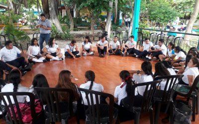 Prepara Cobach su delegación, previo a convivencia regional 2017: 165 alumnos a Mérida