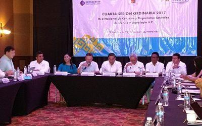 Quintana Roo da la bienvenida la REDNACECYT