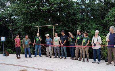 Sendero para la apreciación de aves y otras especies: nuevo atractivo del Planetario de Cozumel