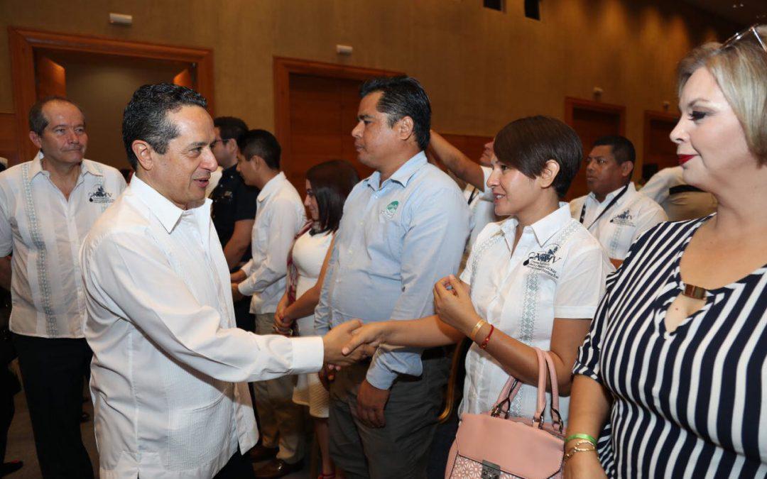 ((FOTOS)) El gobernador Carlos Joaquín inauguró el XXIV Congreso Nacional de Ciencia y Tecnología del Mar