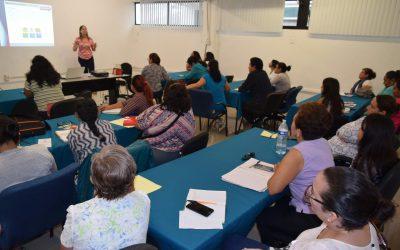 Con curso de educación financiera se fomenta el empoderamiento económico de las mujeres: IQM