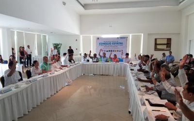 Encabeza SEDETUS Segunda Sesión Ordinaria del Consejo Estatal de Ordenamiento Territorial y Urbano