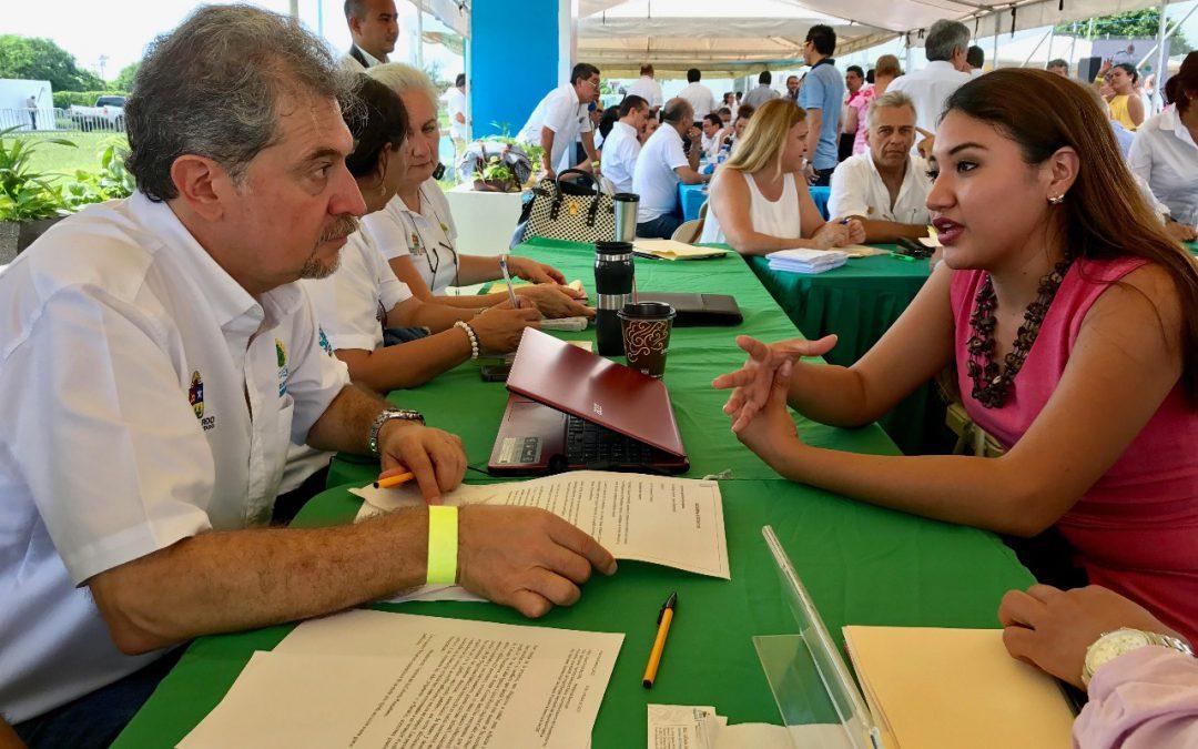 Audiencia pública permite continuar gobernando en cercanía con la gente