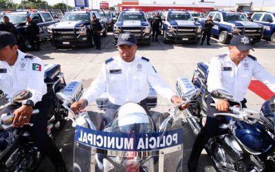 Fortalece Carlos Joaquín seguridad en los 11 municipios