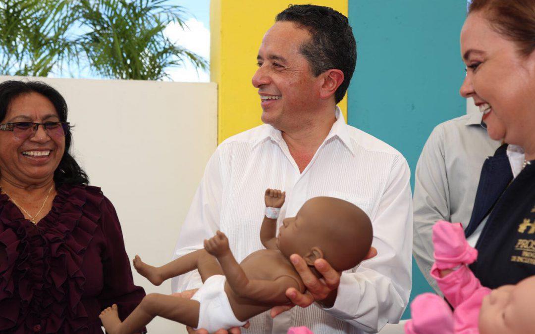 ((FOTOS)) El Gobernador Carlos Joaquín, preside el acto de Conmemoración por el 20 aniversario del programa PROSPERA