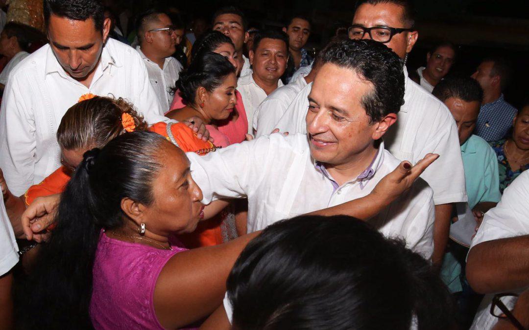 """Con """"Médico en tu casa"""", la Estrategia Nacional de Inclusión avanza con la atención a más de 32 mil personas en este año: Carlos Joaquín"""