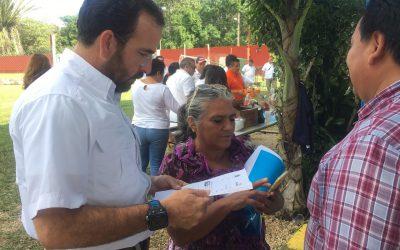 "CAPA escucha a la gente de Kantunilkín en la audiencia pública ""Platícale al Gobernador"""