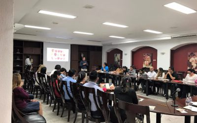 """Personal del servicio público se capacita en materia de """"Trata de Personas del Estado de Quintana Roo"""""""