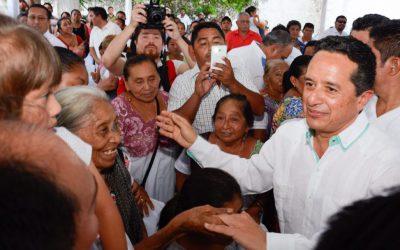 Más de 3 mil 400 personas capacitadas en materia de protección civil para proteger a la gente: Carlos Joaquín