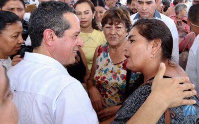 Con más de 87 MDP para servicios públicos, avanzamos en disminuir la desigualdad: Carlos Joaquín