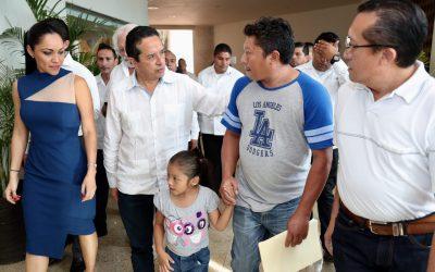 Para este gobierno la salud de la gente es de alta prioridad: Carlos Joaquín
