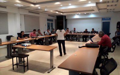 COEPROC asesora al sector Salud con sus programas internos de protección civil