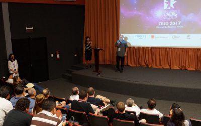 El planetario de Cozumel recibe a participantes de Digistar User Group 2017