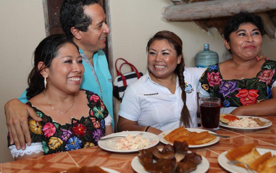 ((FOTOS)) Para que la gente disfrute los beneficios de nuestra riqueza natural, en Quintana Roo protegemos y preservamos esa maravilla: Carlos Joaquín