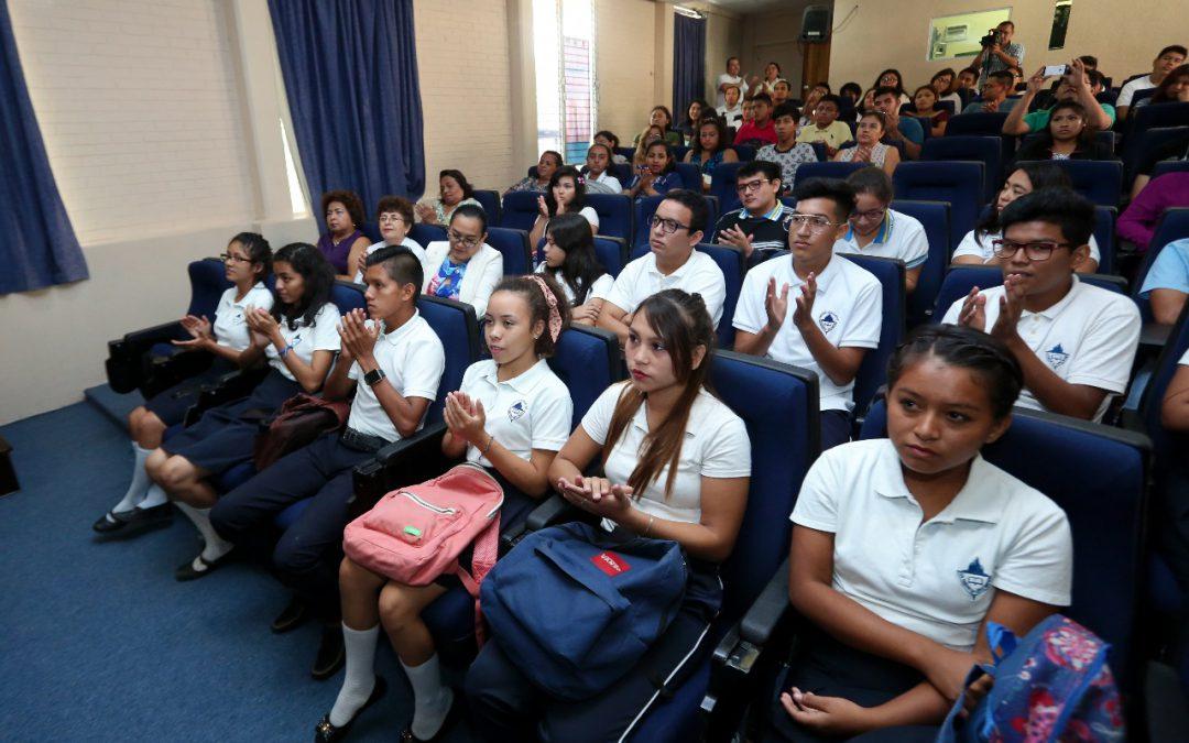 Con la campaña Corazón Azul DIF Quintana Roo promueve una mejor calidad de vida en la niñez y juventud
