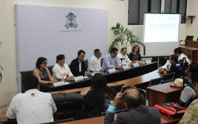 Informamos a Defensores de Derechos Humanos y Periodistas sobre el Mecanismo Federal y la Unidad Estatal de Protección
