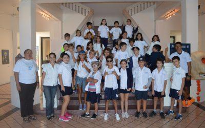 FPMC ofreció visita guiada a alumnos de Playa del Carmen