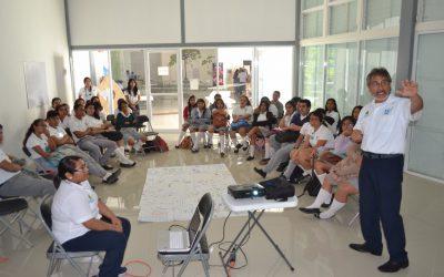 FPMC presentó taller sobre cuidado del agua