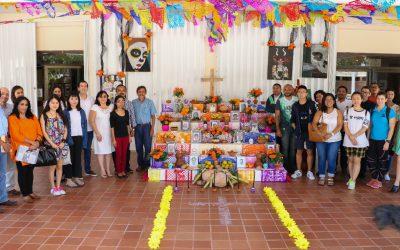 "Cecyte gana el concurso juvenil de altares ""Janal Pixán"""