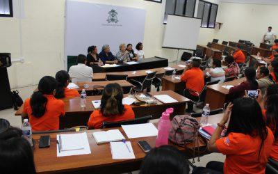 Capacita IQM a personal del Programa de Apoyo a las Instancias de las Mujeres en las Entidades Federativas