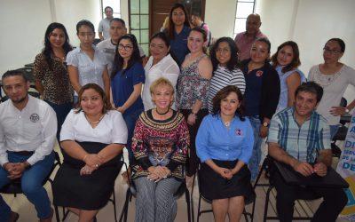 El IQM capacita a personal de la Fiscalía en Investigación Ministerial con Perspectiva de Género en el Nuevo Sistema de Justicia Penal Acusatorio