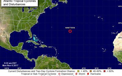 La Depresión Tropical no representa peligro para Quintana Roo: COEPROC