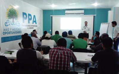 Para protección al ambiente, se capacita a 25 inspectores de Othón P. Blanco