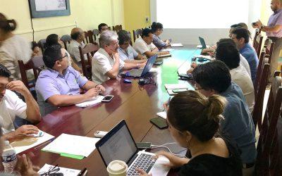 Reactivan el Grupo de Trabajo de Monitoreo, Reporte y Verificación de Quintana Roo