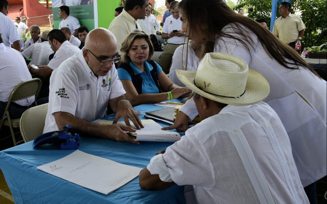El gobierno del cambio responde a la confianza de la gente con soluciones a sus demandas más sentidas