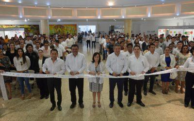 En Chetumal se inaugura la tercera Gran Feria de Empleo y Servicios Laborales
