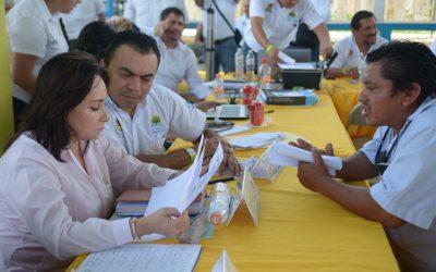 En Platícale al Gobernador, la STyPS atiende a ciudadanos del municipio de Lázaro Cárdenas