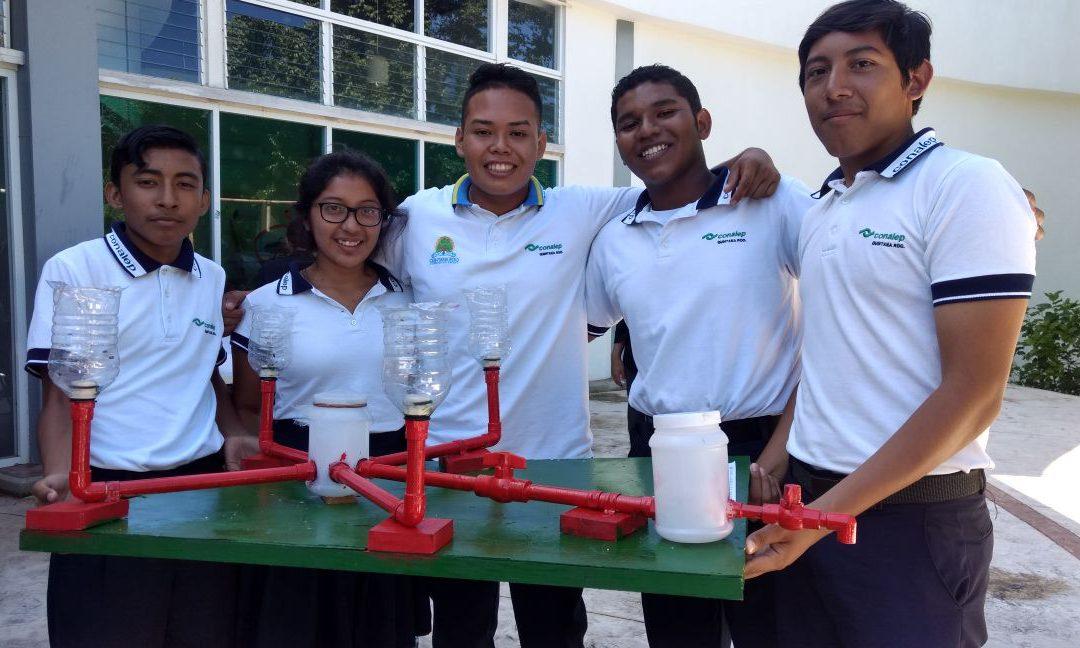 Realizan la XXIV Semana Nacional de Ciencia y Tecnología en el planetario de Cozumel