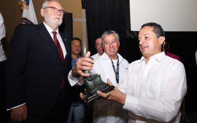 En Quintana Roo trabajamos para que el notariado no sea un espacio para prebendas políticas: Carlos Joaquín