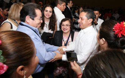 ((FOTOS)) En Quintana Roo trabajamos para que el notariado no sea un espacio para prebendas políticas: Carlos Joaquín