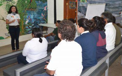 FPMC realizó una jornada de sensibilización contra la violencia de género