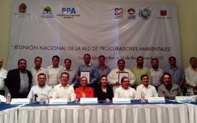 La Fiscalía General del Estado y la Secretaria de Seguridad Pública respaldarán acciones ambientales