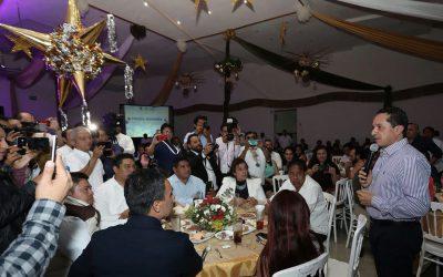 ((VIDEO)) Mensaje del Gobernador Carlos Joaquín en la Posada Navideña con Medios de Comunicación en Chetumal