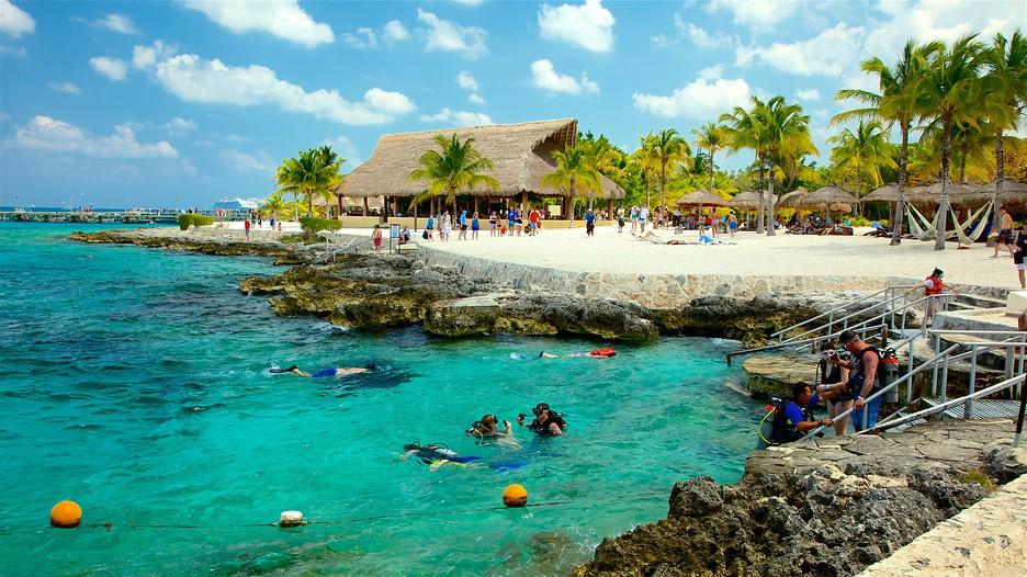 Cozumel registra su mayor ocupación hotelera, 84 por ciento