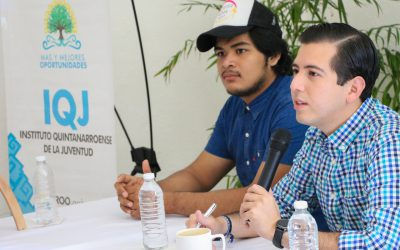 """Presentan plataforma juvenil """"Impulsamos tu talento"""""""
