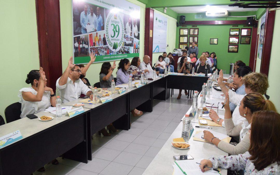 Sesiona el Sistema Estatal para la Igualdad entre Mujeres y Hombres en el Estado de Quintana Roo