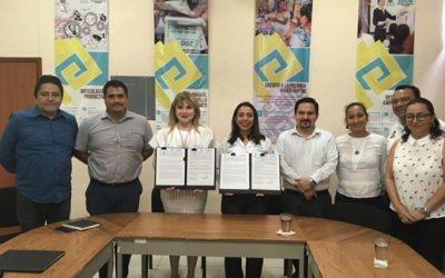 La CEAVEQROO y la Secretaría de Desarrollo Económico firman Convenio de Colaboración